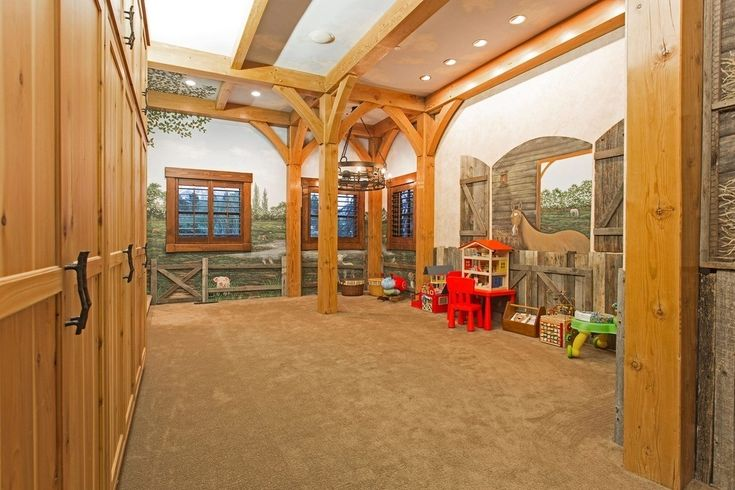 A barn mansion in Utah that will leave you awe-struck