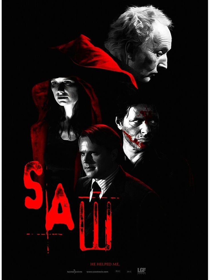 Saw Movie Poster Poster By Lukeh01 Indie Movie Posters Horror Movie Icons Saw Film