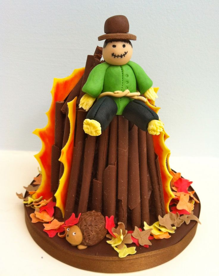 Cake Decoration Items Uk : Bonfire Night Cake Bonfire Night Pinterest Bonfire ...