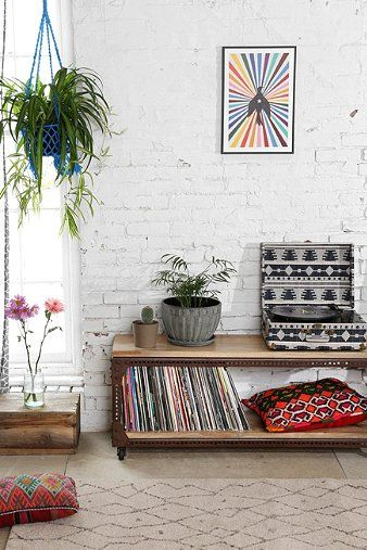 4040 Locust Industrial Media Console - Urban Outfitters