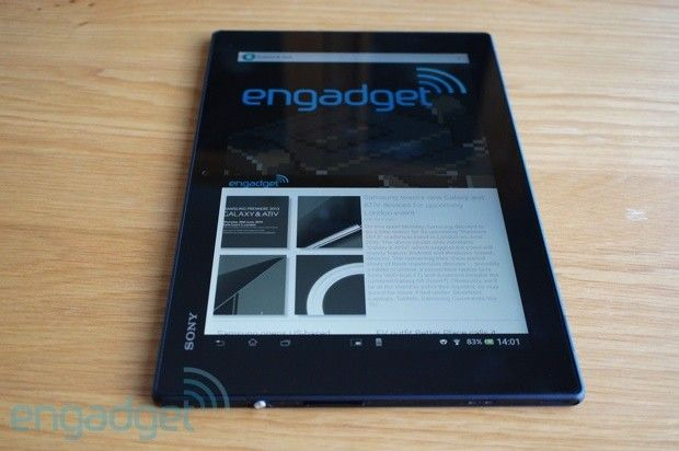 Sony Xperia Tablet Z review: the company's best Android ...