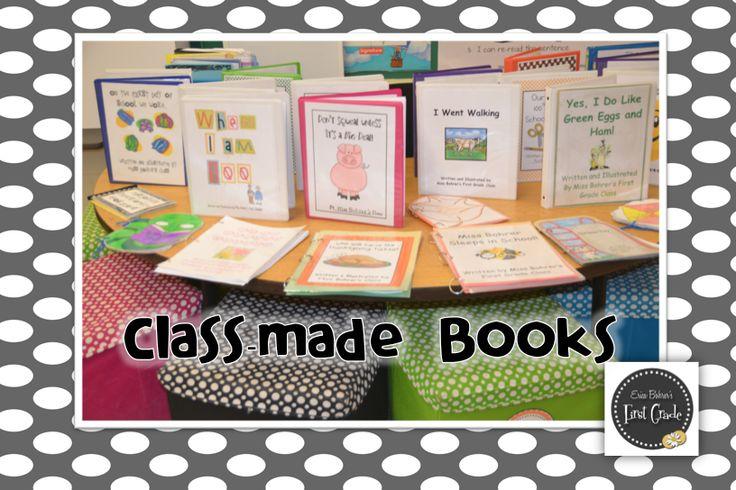 Class made books