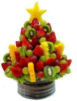 Cómo hacer arreglos navideños con frutas | Visitemos Misiones