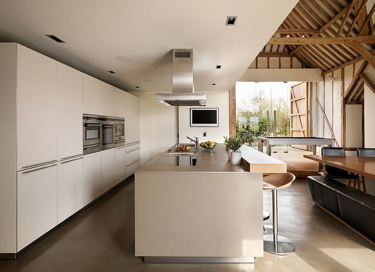 Bulthaup By Kitchen Architecture U0027Private Commission   Eco Barn Conversionu0027  Case Study Part 89