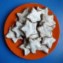 Cinnamon-Spiced Almond Stars @ allrecipes.co.uk