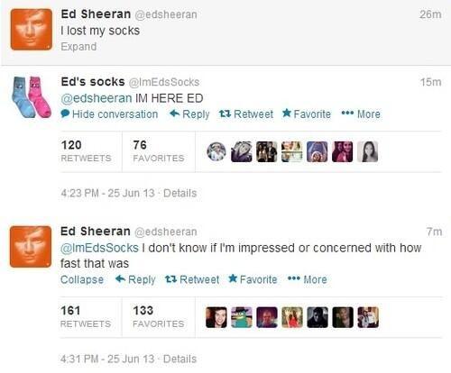 Just settle on both, Ed. We Sheerios are strange.