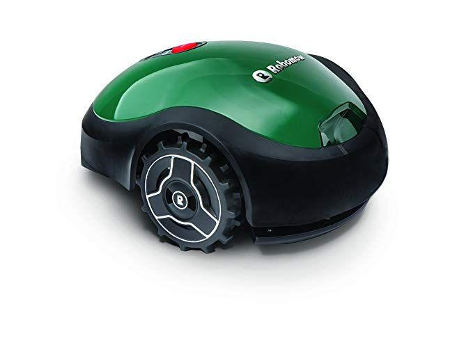 Robomow Rx12 Robotic Lawn Mower Review Best Robotic Lawn Mower For Small Gardens Robotic Lawn Mower Lawn Mower Push Lawn Mower