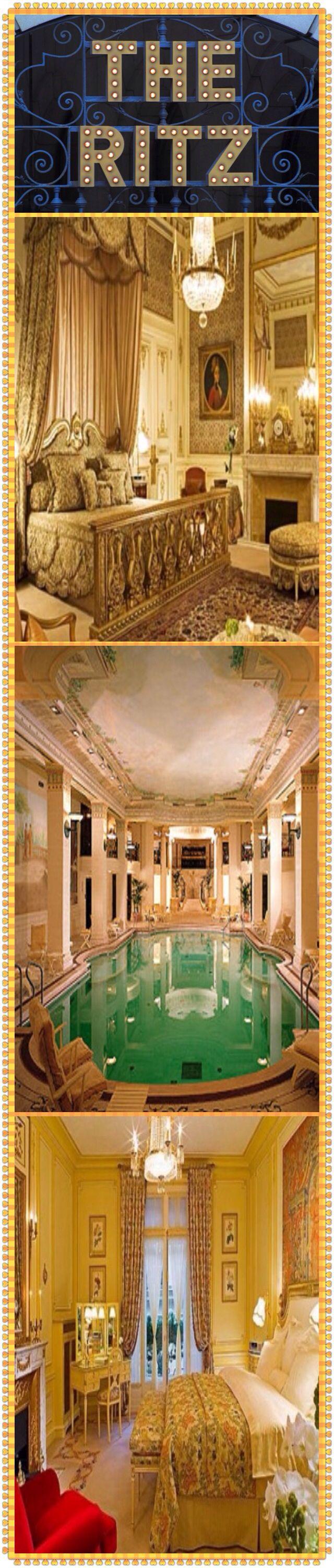 Luxury at The Ritz Carlton Hotel⭐️| re-pinned by www.wfpcc.com