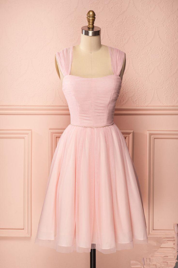 best 25 short pink prom dresses ideas on pinterest cute