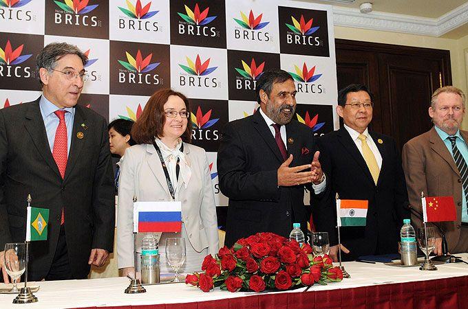 BRICS summit to explore creation of bank