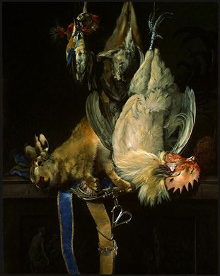 van Aelst - Still Life with Dead Game