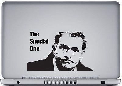 Jose Mourinho Special One Football Vinyl Transfer Sticker Decal Wall Laptop Car