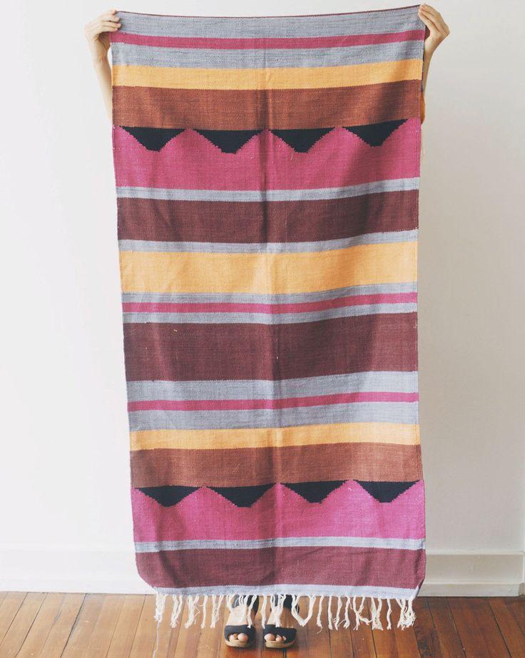 Sorbet Striped Rug