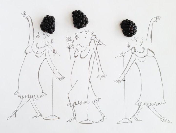 The Very Merry Berries, by Juana Medina