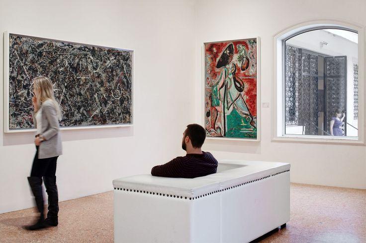Pollock's room