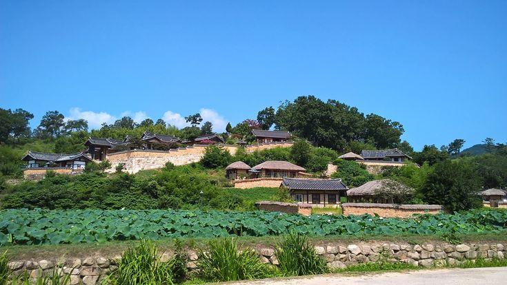 YANGDONG VILLAGE, GYEONGJU, South Korea