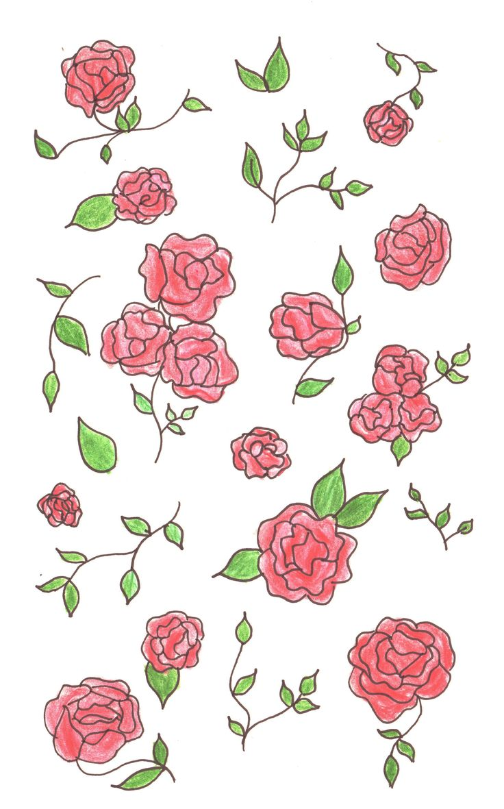 неадекватные цветы и абсолютно отвратительная цветопередача сканера (плохому танцору...)
