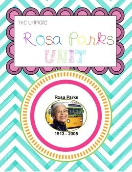 Rosa parks term papers