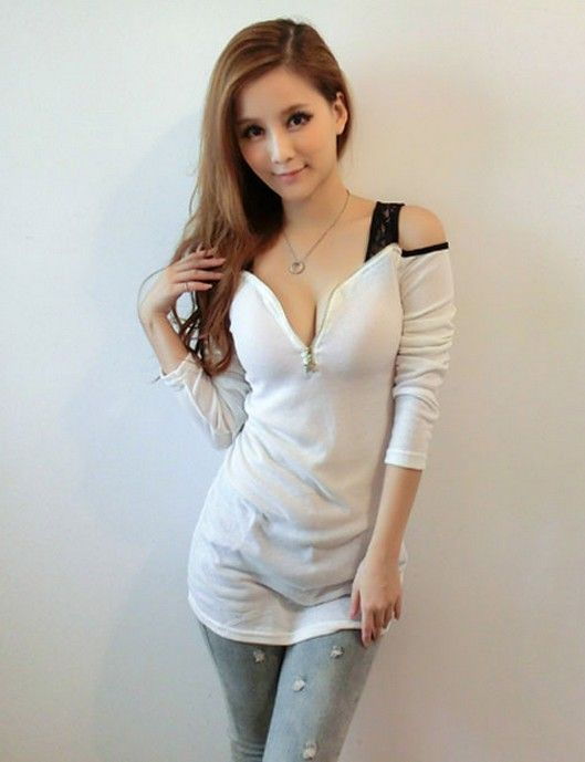 129 best Wholesale Cheap Korean Women Sexy Dresses images on Pinterest