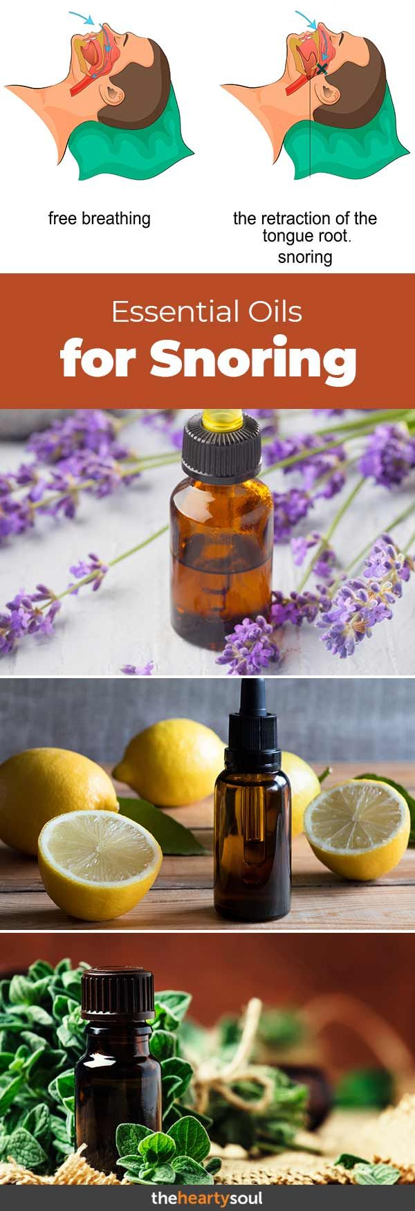 Are you a snorer? Even if you were, we understand no one likes admitting it. Thankfully, we have 3 essential oils for a natural snoring remedy that works!
