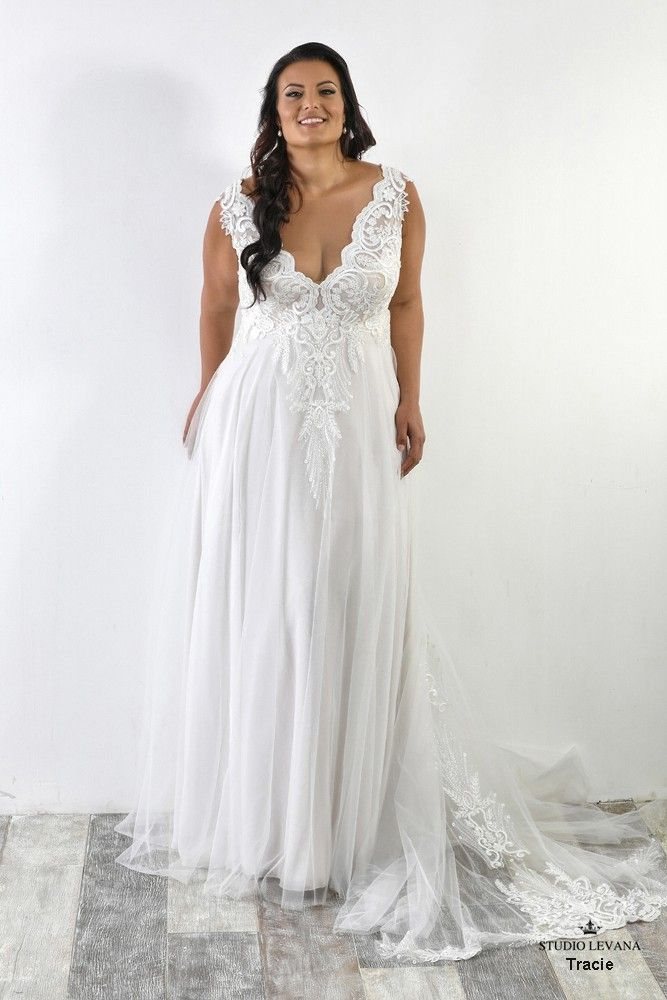 36 Plus Size Wedding Dresses A Wow Guide Wedding Forward In 2020 Wedding Dresses Blush Plus Wedding Dresses Dream Wedding Dresses