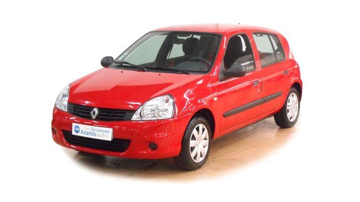 #Renault #Clio #Campus Urbaine - 5 portes - #Essence - 1.2 60 GPL - Boîte manuelle - Finition Access #Voiture #Automobile