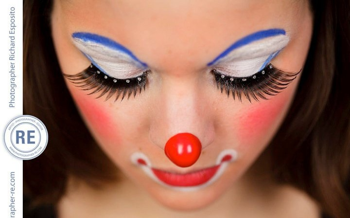 Get a tiny red ProKnows professional Clown Nose for your next circus day. A quality prop for the quality clown.