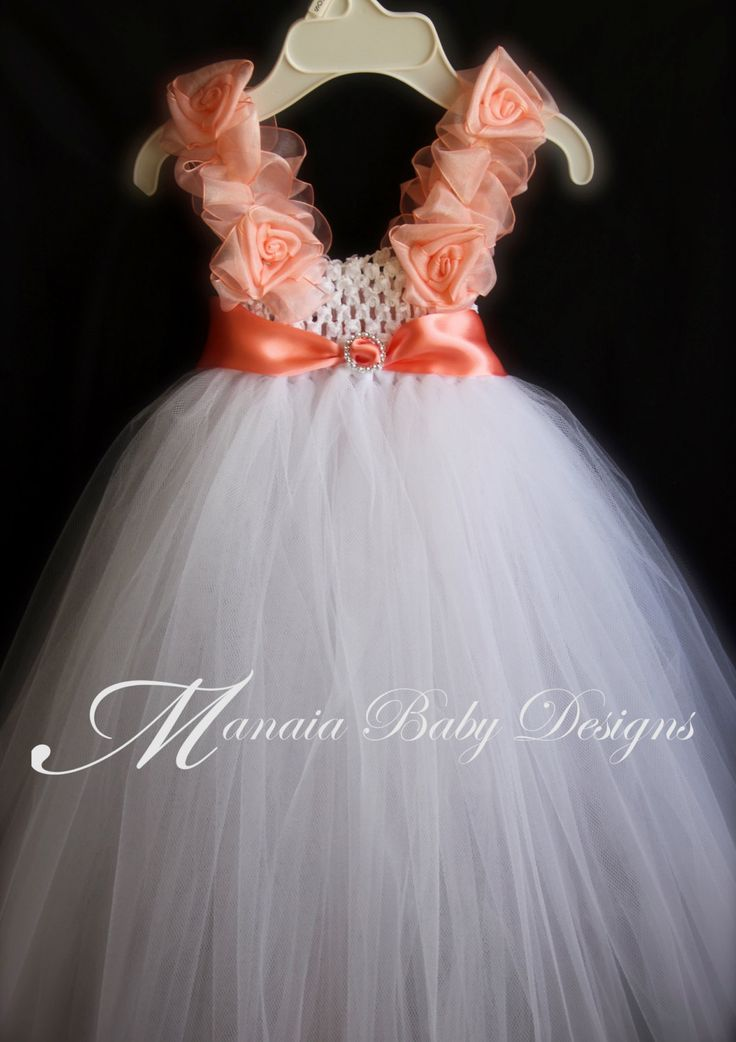 1000  images about flower girl dresses on Pinterest  Pearl ...