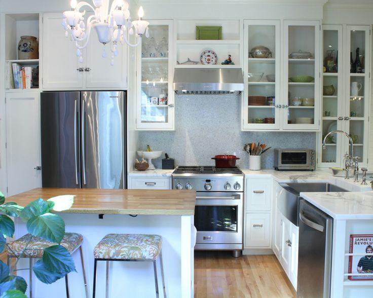 Cozinhas americanas inspiradoras | Revista Casa Linda