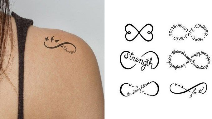 dibujos de infinito para tatuar - Buscar con Google
