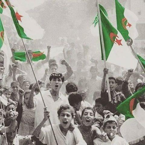 #عيد_الاستقلال #عيد_استقلال_الجزاير #5juillet1962 Glory to our martyrs long live Algeria  تحيا الجزائر...
