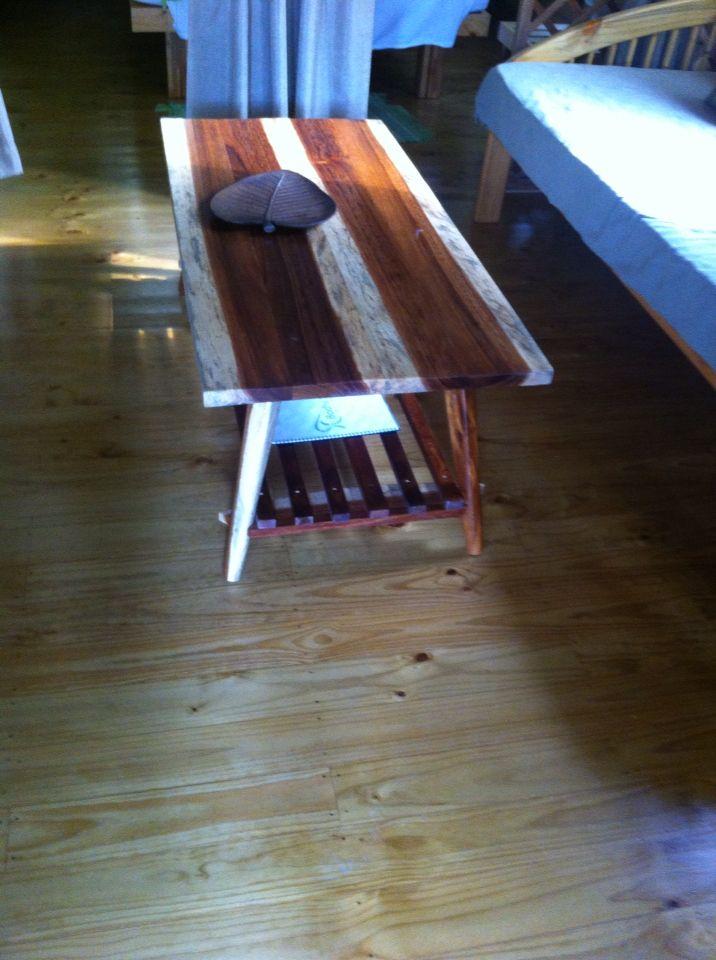 Guanacaste coffee table