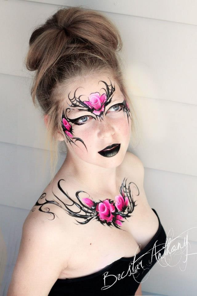 3404_456371421052975_88701443_n.jpg (640×960) face paint facepaint face painting body ideas