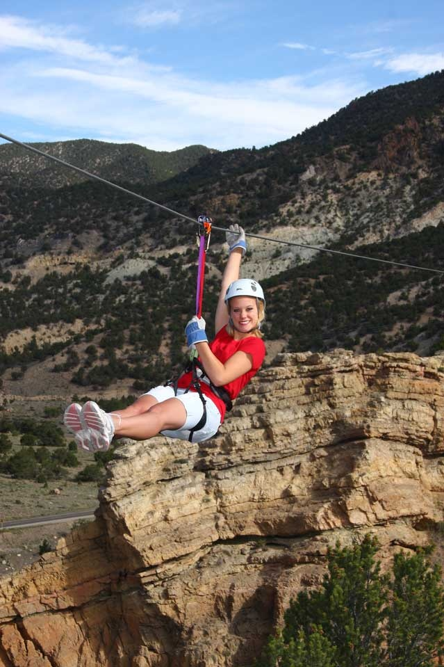 The 5 Best Zip Line Tours in the U.S., from Vermont to California.