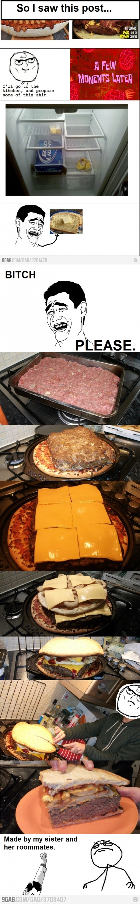 Doing Epic Meal Time, LIKE A BOSS!