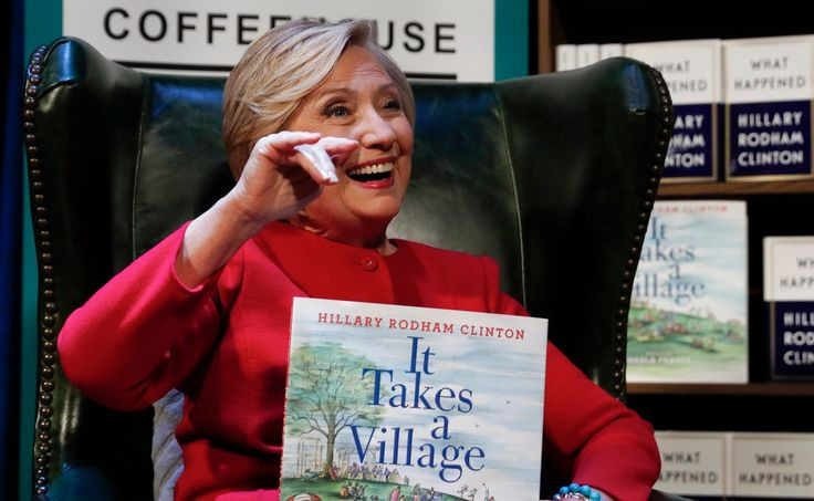 FOX NEWS: Clinton slams Trump Putin during interview with Stephen Colbert Hillary Clinton said Vladimir Putin interfered in the election in part because she is a woman and slammed President Donald Trumps United Nations speech as very dark dangerous during an interview with The Late Show host Stephen Colbert.