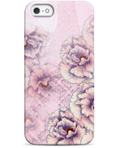 Розовые сны - iPhone 5 / 5S / 5C  Дизайнерские чехлы для iPhone