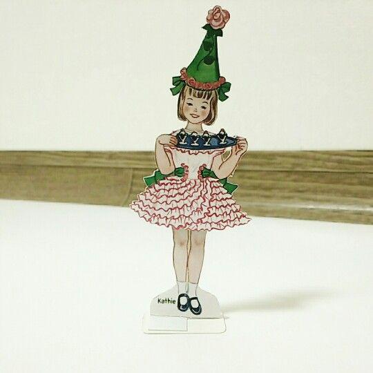 종이인형, paper dolls, paper dolls, Kathie