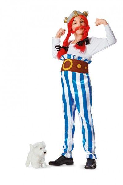Gallier & Wikinger Kostüm - Burda Schnittmuster