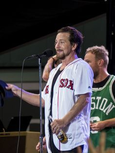 Two of my favs- Boston Red Sox and Pearl Jam - Fenway Park 8/7/16