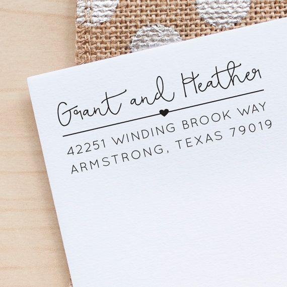 Best 25+ Return address stamps ideas on Pinterest