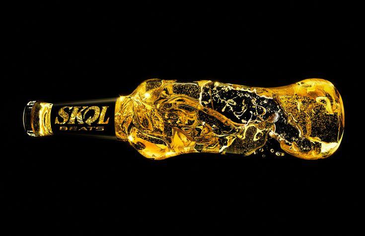 adrian mueller still life / food / liquids photographer new york | skol beer | 1