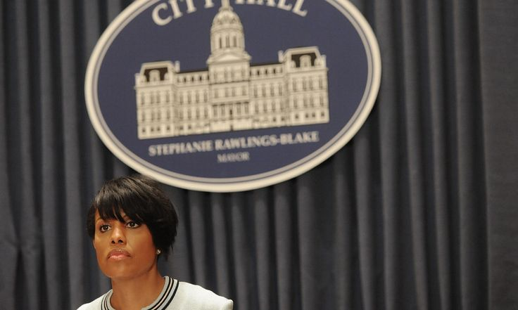 Freddie Gray looms over Baltimore race for mayor as Sheila Dixon leads pack More than a dozen candidates are expected on the Democratic primary ballot 26 April after Stephanie Rawlings-Blake announced she won't seek re-election