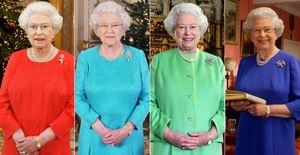 Os looks natalinos da Rainha Elizabeth II - Prestes a ganhar o primeiro bisneto, a Rainha Elizabeth II terá muito o que comemorar no neste Natal. Confira os looks usados por ela nas festas natalinas da realeza britânica em outros anos: