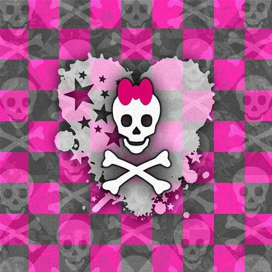 1000+ images about Girly Skulls on Pinterest | Pink ...