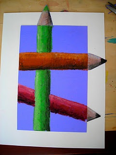shading cylinders, and overlapping!#Repin By:Pinterest++ for iPad#