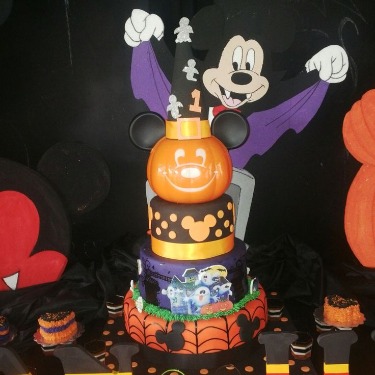 Mickey Mouse Halloween Party