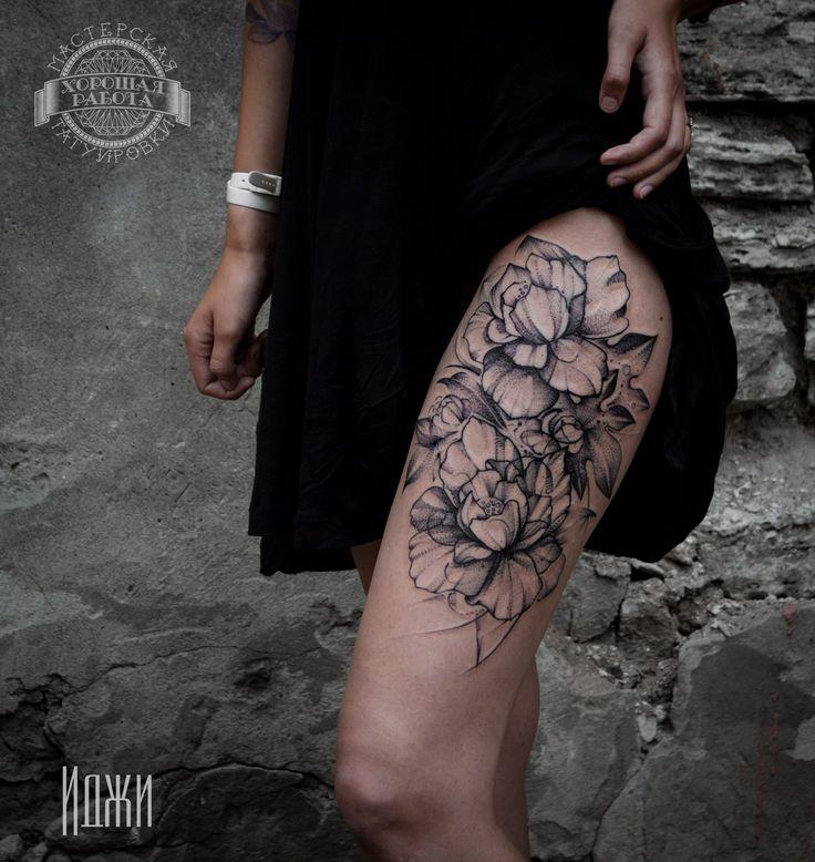 Картинки по запросу тату на боку женские 2016