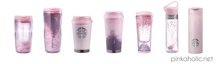 Starbucks Sakura 2016 Collection: Korea - Pinkaholic.net