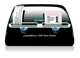 Have you ever thought of printing your own labels without using the usual printer that is attached to your computer
